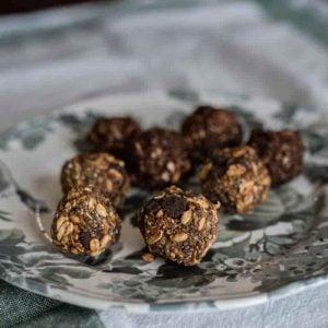 Boules d'énergie Choco café - La Pause Magique