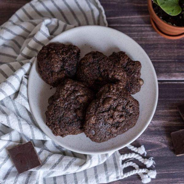 Mélange à biscuits brownies- La Pause Magique