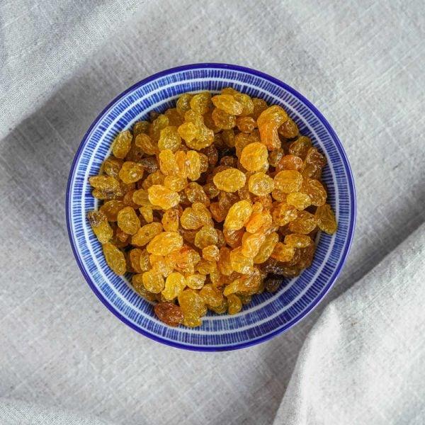 Raisins dorés - La Pause Magique