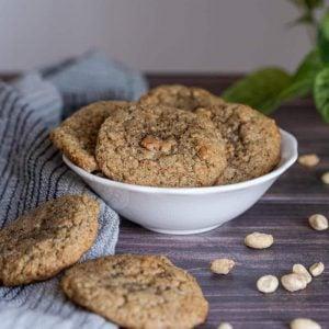 Mélange à biscuits au beurre d'arachides - La Pause Magique