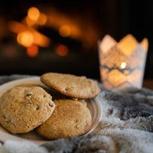 Biscuits natures - La Pause Magique