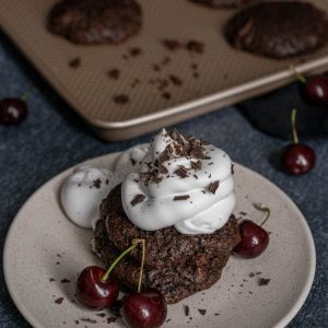 Mélange à biscuit forêt noire - La Pause Magique