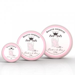 Beurre corporel PURA biocosmetique - La Pause Magique