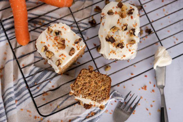 Muffins aux carottes - La Pause Magique